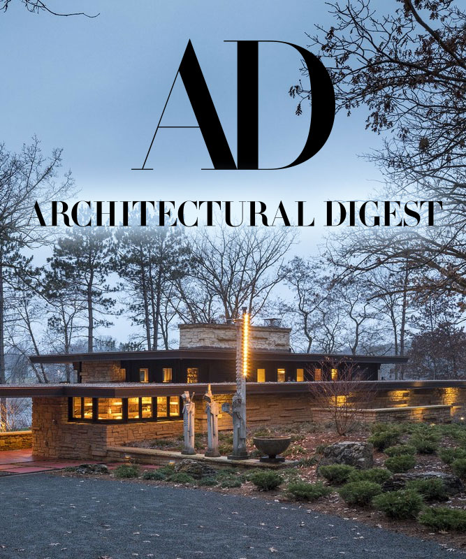 Talla Skogmo Interior Design, Architectural Digest